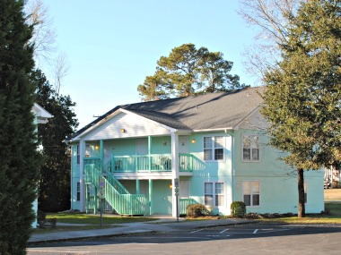 Hopewood Apartments, Wilmington, NC
